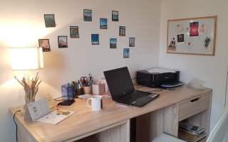 mon bureau Lapeyre Tribulations d'une quinqua