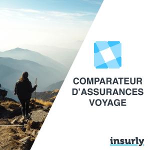 comparateur assurances voyages insurly