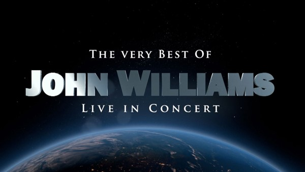 The very best of John Williams live in concert