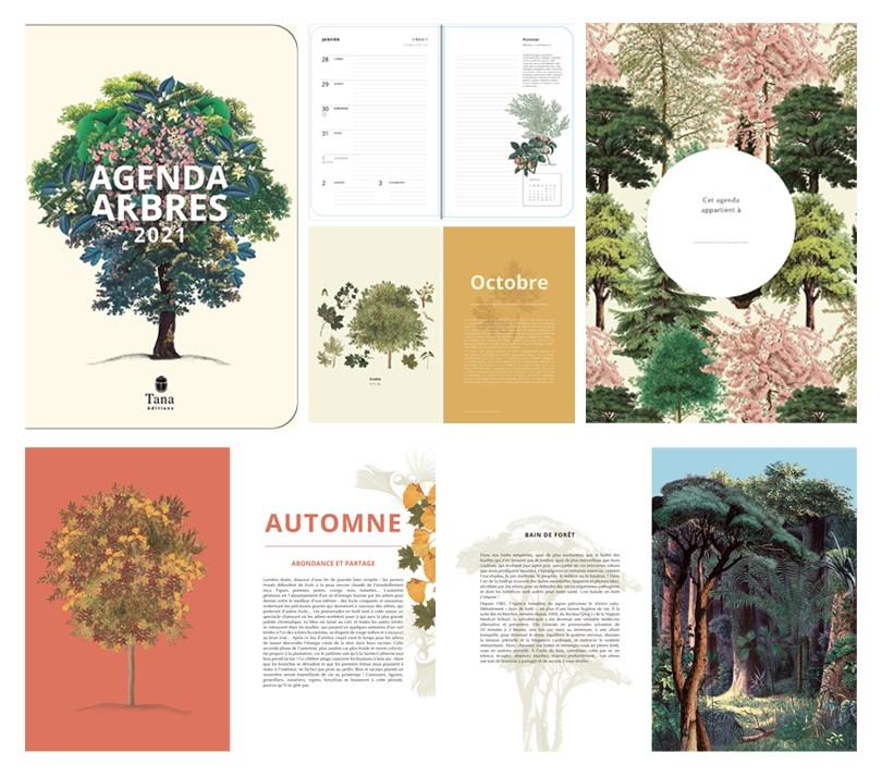 Agenda poétique et engagés Arbres 2021