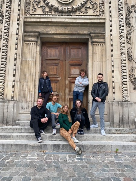 La team Rocambole