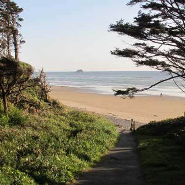 outdoor lovers will love Oregon's Hug Point State Recreation Area