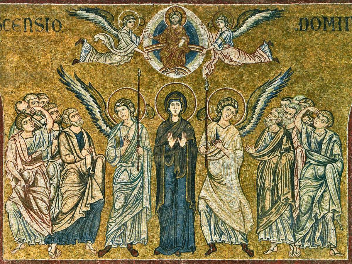 ascension mosaic