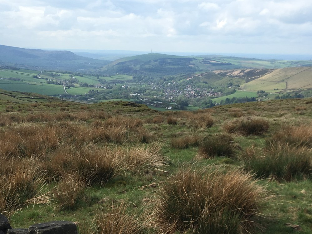 From Millstone Edge, The Hiker's Guide, Day 42