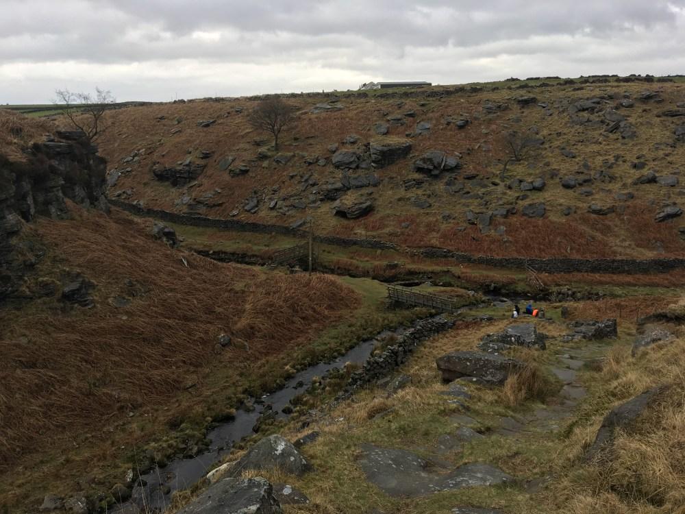 Stream near Widdop (Graining Water)