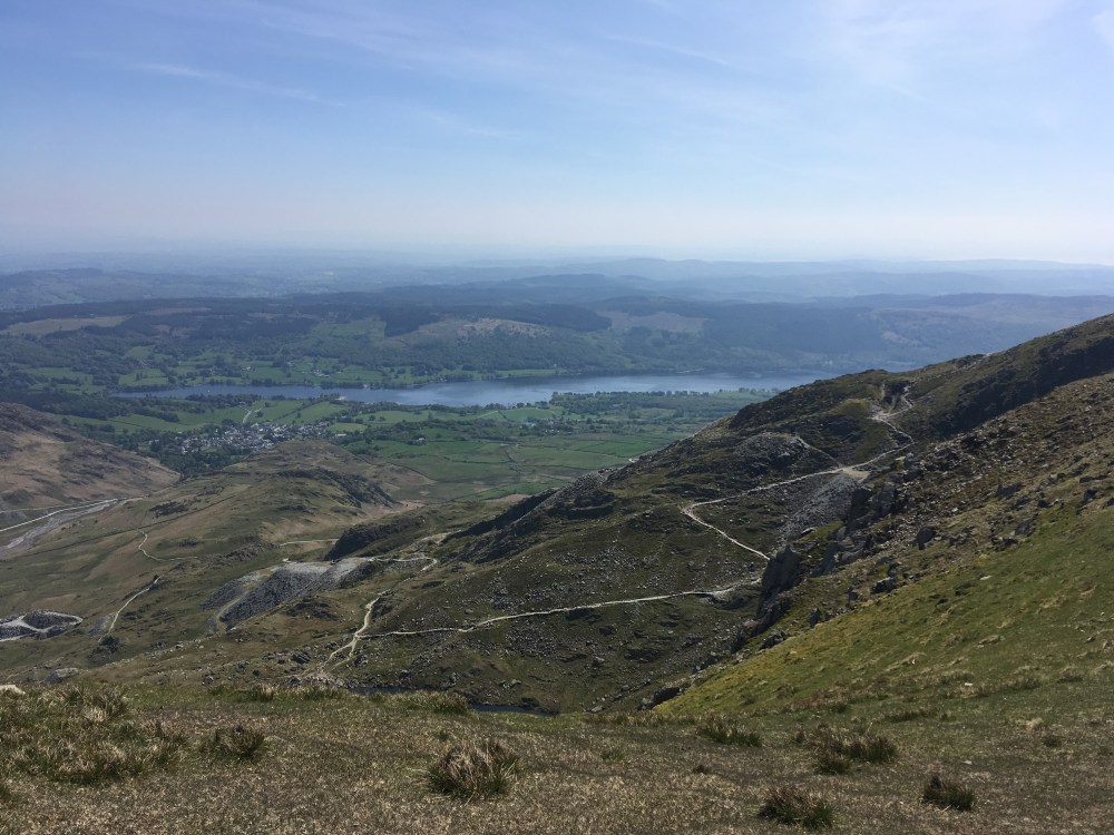35 Coniston Water from summit