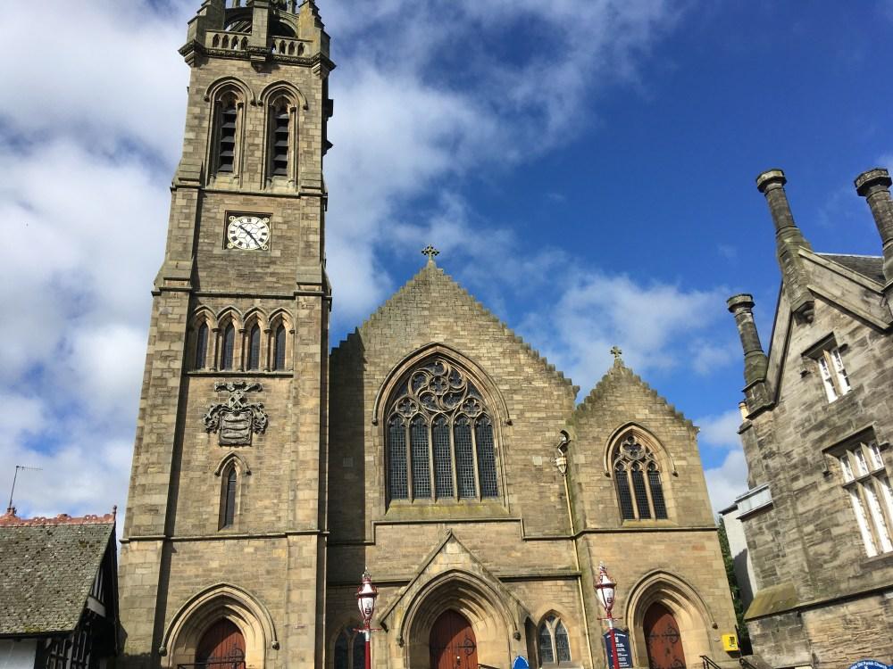 621 Peebles Parish Church