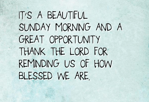Happy Blessed Sunday Quotes 50friendly