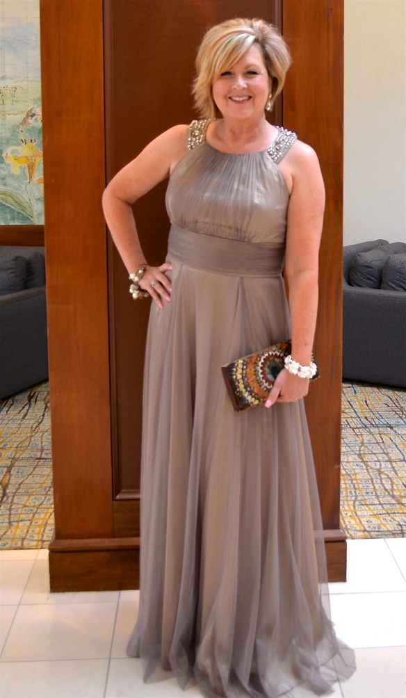 50 Is Not Old | Formal Dress