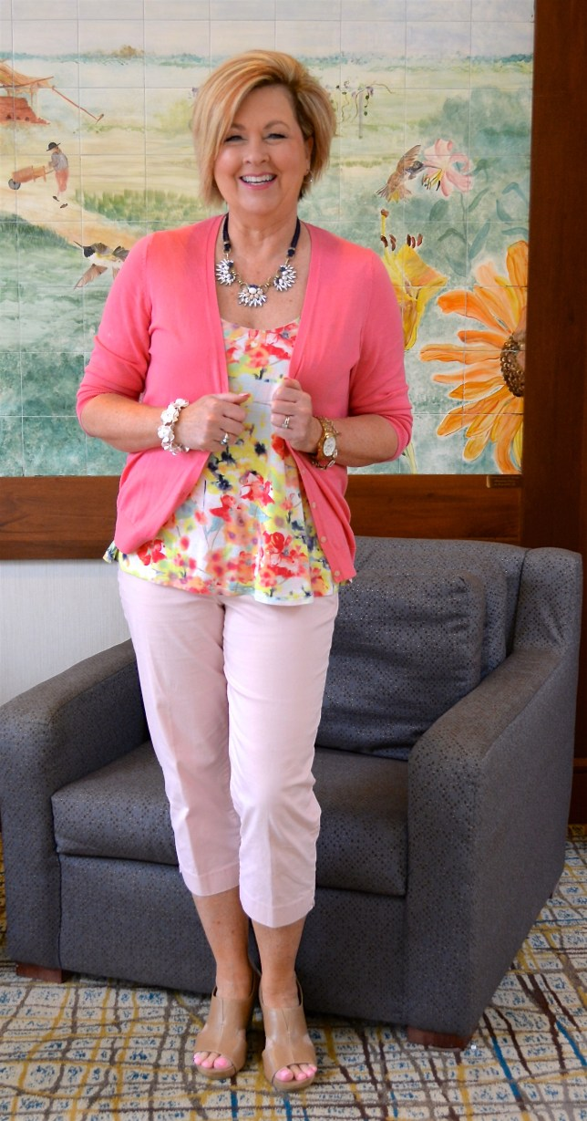 50 Is Not Old | Going Pink