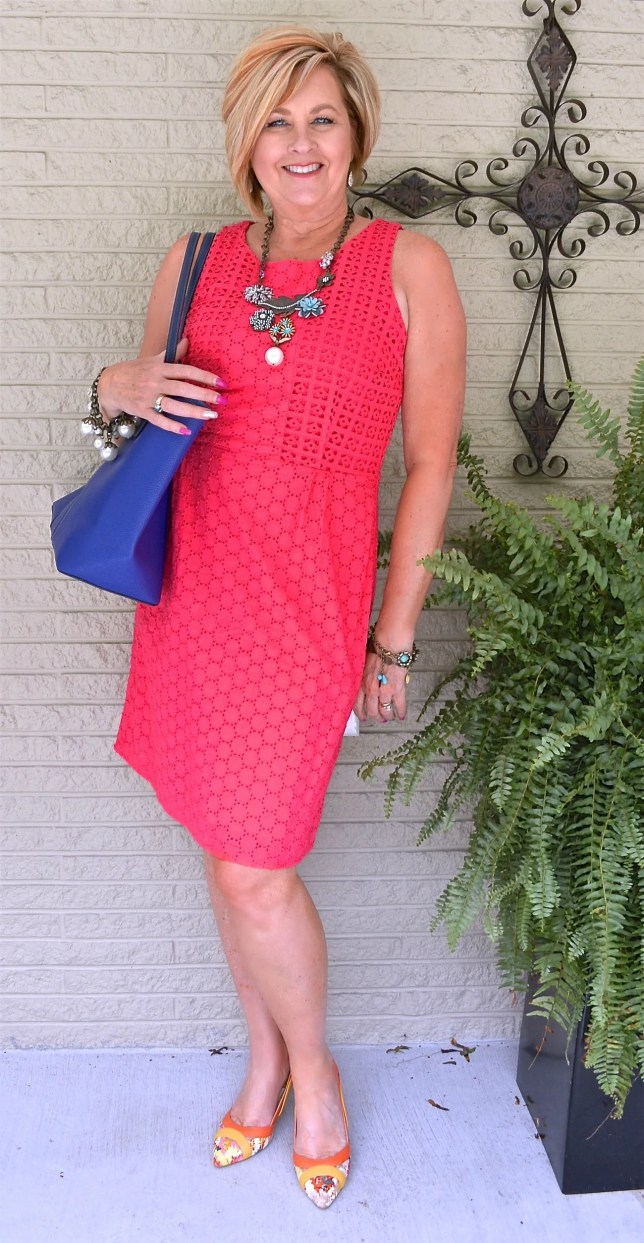 50 IS NOT OLD | ABOVE THE KNEE DRESS