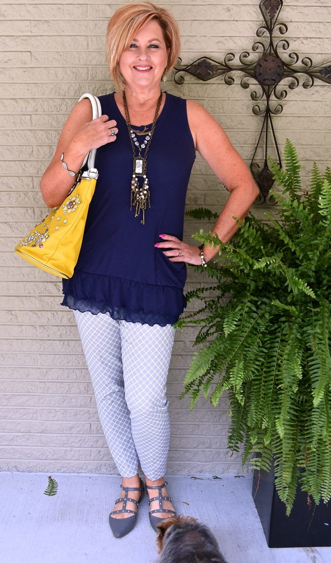 50 Is Not Old | Navy & Gray