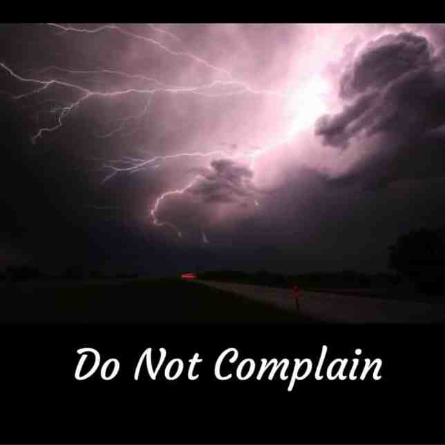50 IS NOT OLD | DO NOT COMPLAIN