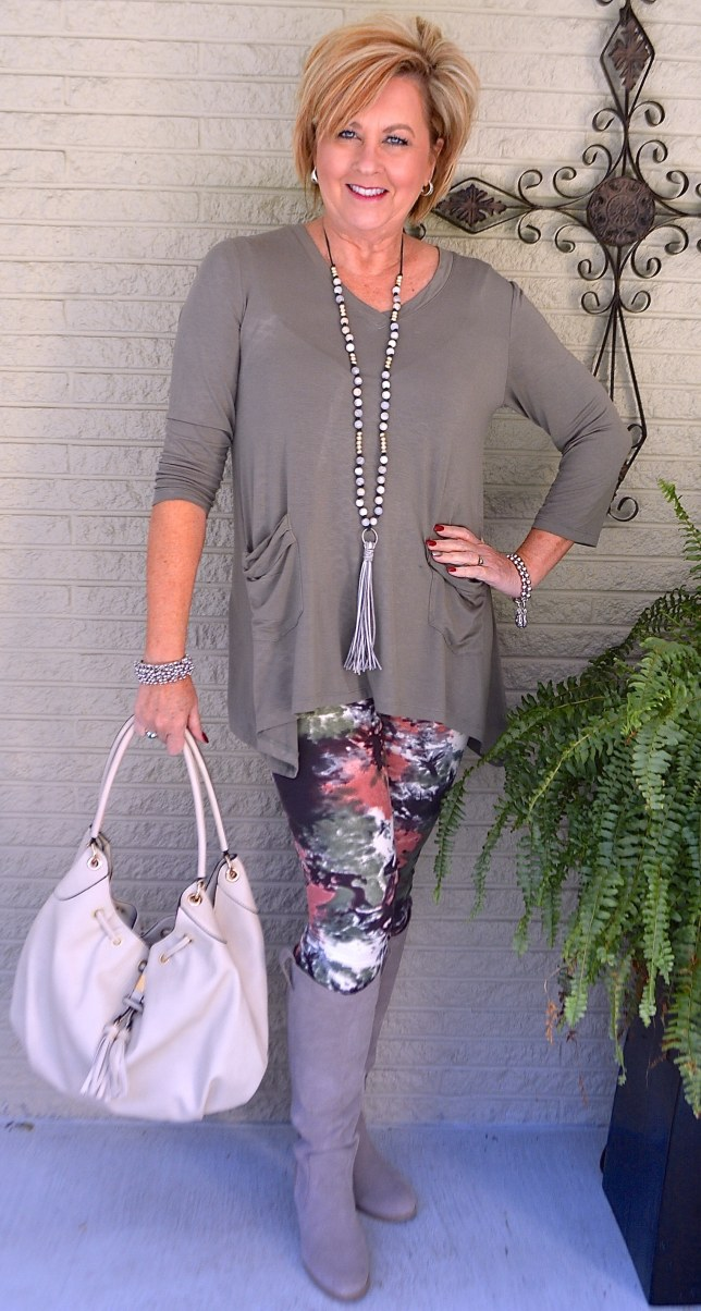 50 IS NOT OLD | LEGGINGS ARE NOT PANTS