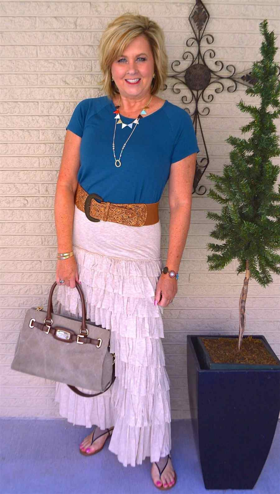 50 IS NOT OLD | HOW TO STYLE A DRESS SERIES, PART 3