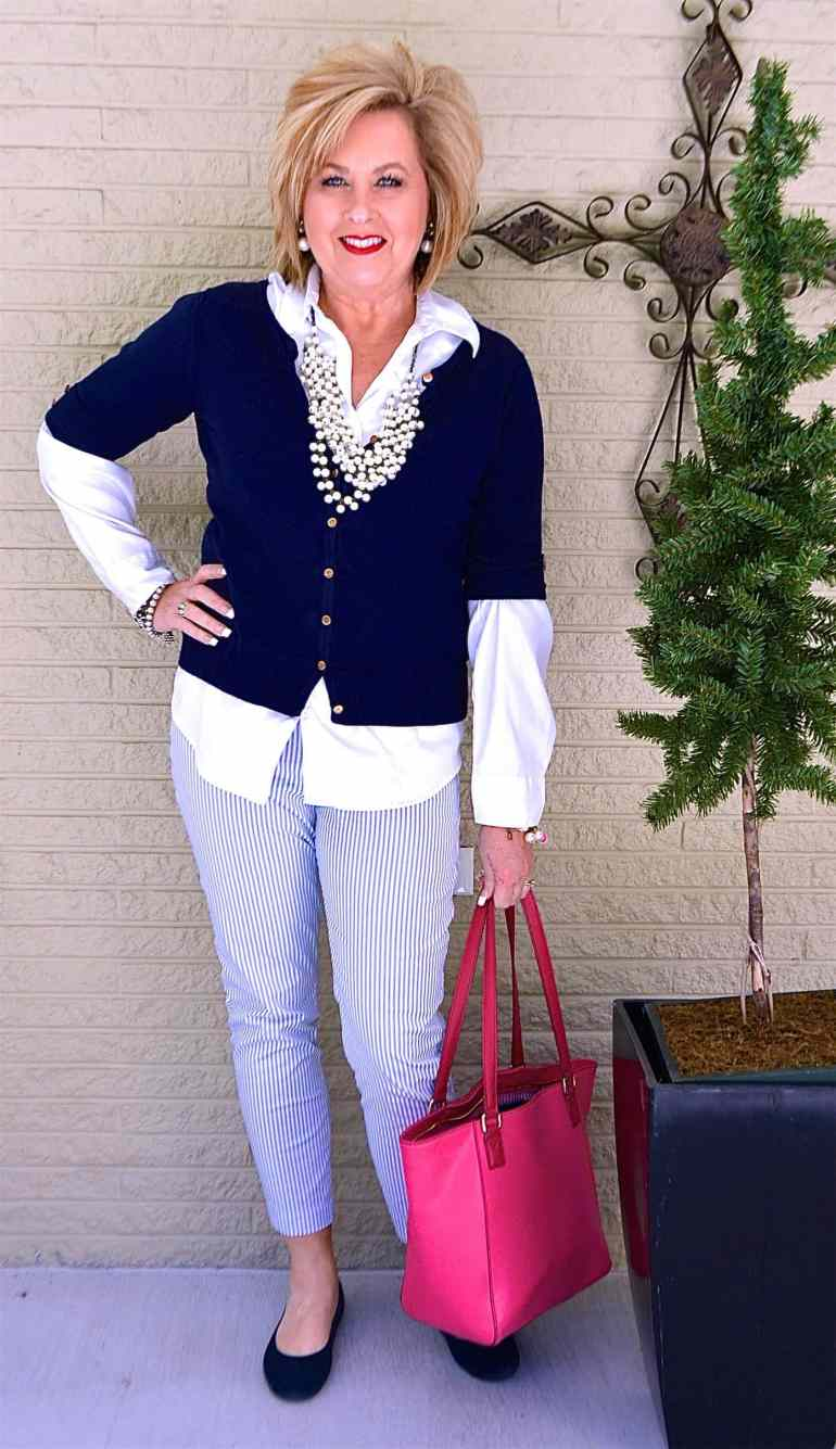 50 IS NOT OLD | PEARLS GO WITH EVERYTHING