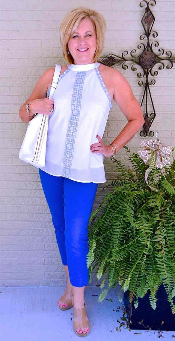 50 IS NOT OLD | WEARING BLUE FOR BABY BOY