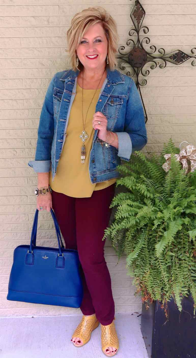 50 IS NOT OLD | MUSTARD WILL BE A HOT COLOR FOR FALL