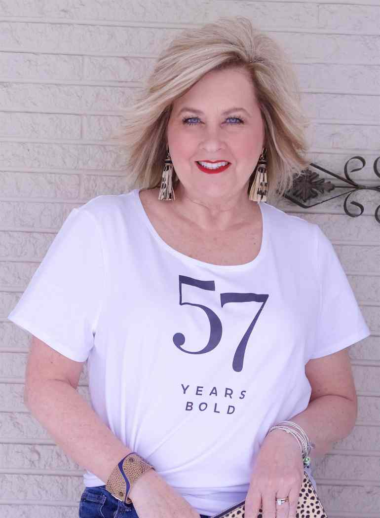 50 IS NOT OLD | ARE YOU LIVING BOLD | FASHION OVER 40