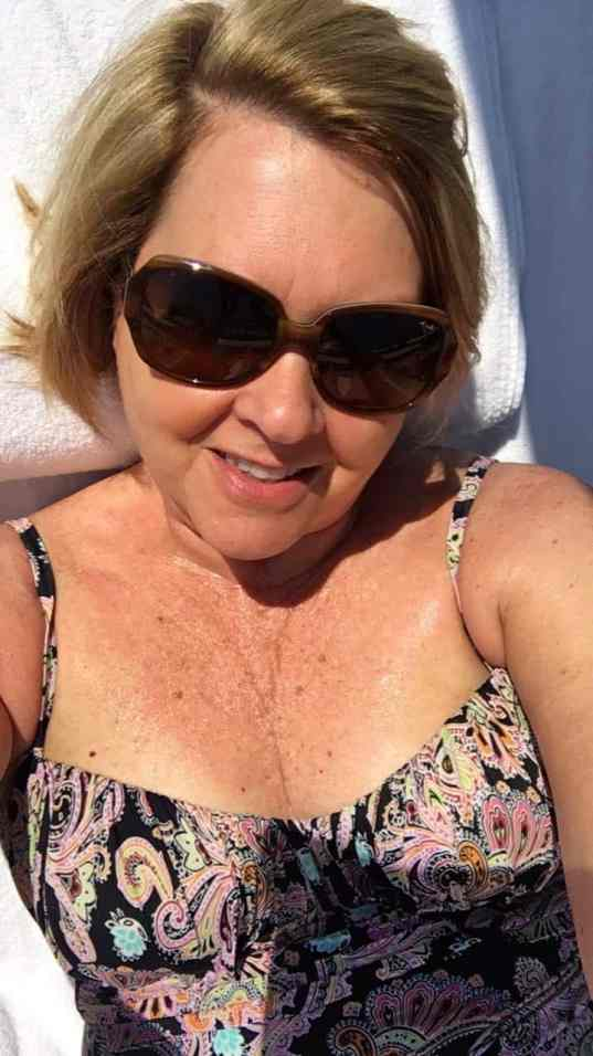 50 IS NOT OLD | SWIMSUIT TRENDS | FASHION OVER 40
