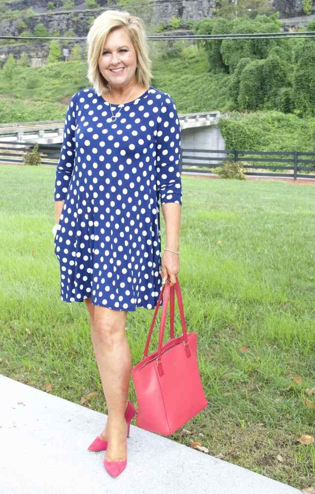 50 IS NOT OLD   HOW TO ACCESSORIZE WITH A POP OF COLOR   FASHION OVER 40