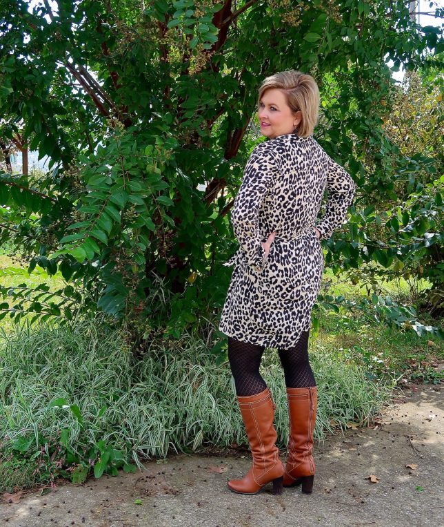 50 IS NOT OLD | STYLING A CLASSIC SHIRTDRESS | FASHION OVER 40