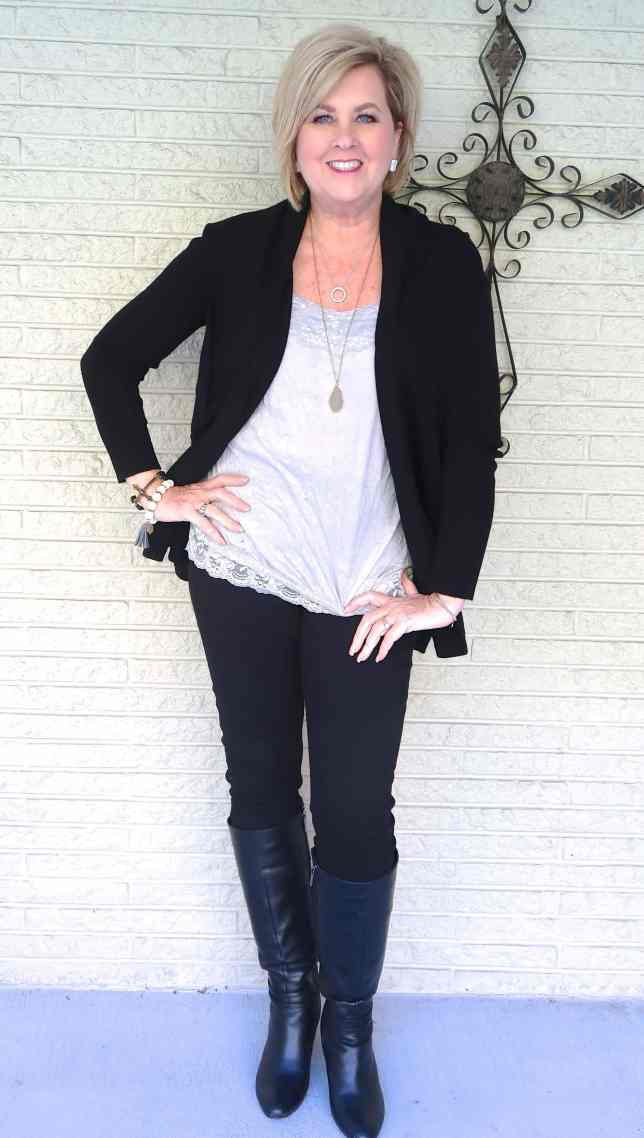 50 IS NOT OLD | BLACK IS ELEGANT | FASHION OVER 40