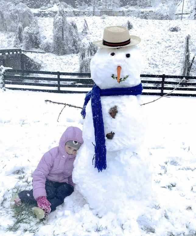 50 IS NOT OLD | DO YOU WANT TO BUILD A SNOWMAN | FASHION OVER 40