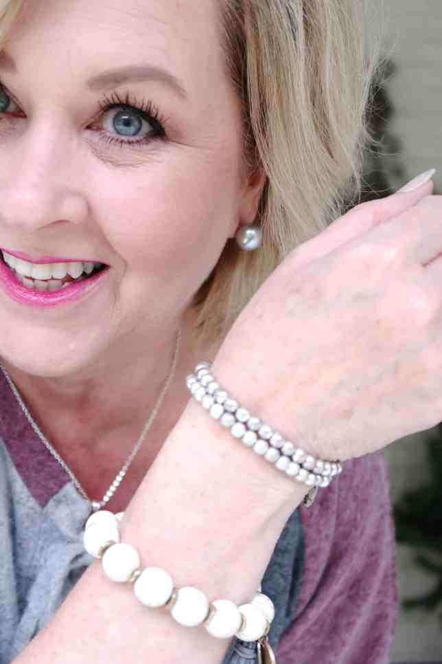 50 IS NOT OLD | YOU CAN SEE THE SOFTNESS | FASHION OVER 40
