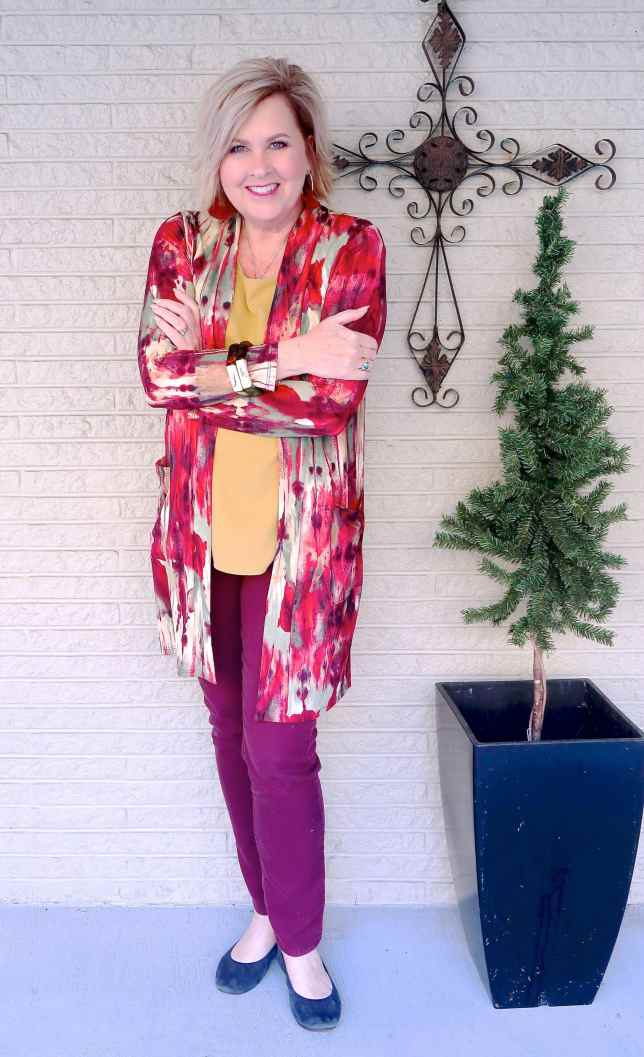 50 IS NOT OLD   CASUAL EVERYDAY OUTFIT   FASHION OVER 40