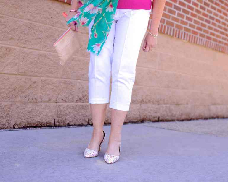 50 IS NOT OLD | FRESHENING UP AN OLD OUTFIT WITH ACCESSORIES | FASHION OVER 40