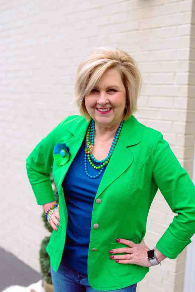 50 IS NOT OLD   HAPPY ST.PATRICK'S DAY EVE   FASHION OVER 40