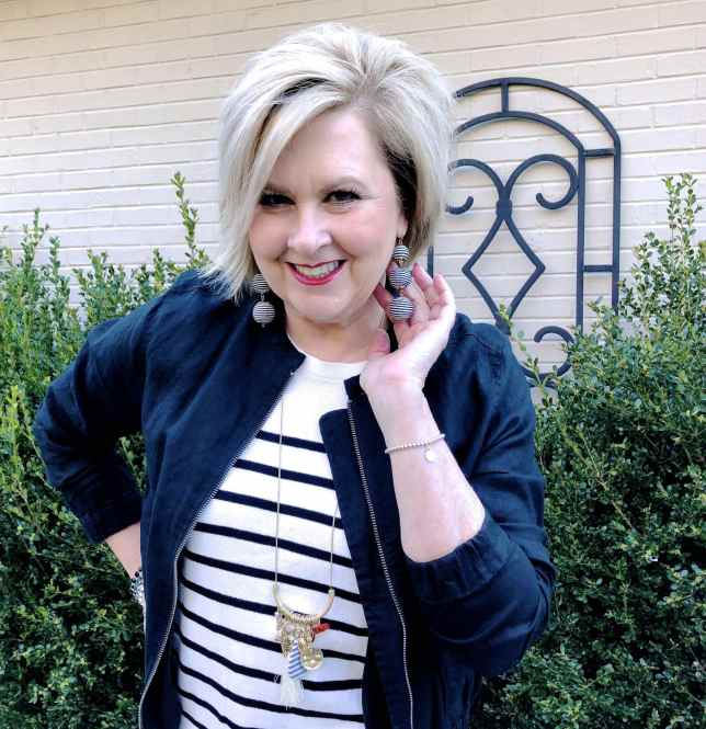 50 IS NOT OLD | GETTING READY FOR SPRING WEATHER | FASHION OVER 40