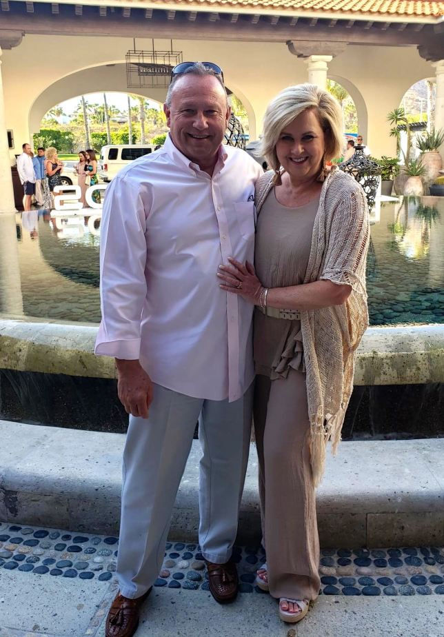 50 IS NOT OLD   A FANTASTIC TRIP TO LOS CABO   FASHION OVER 40