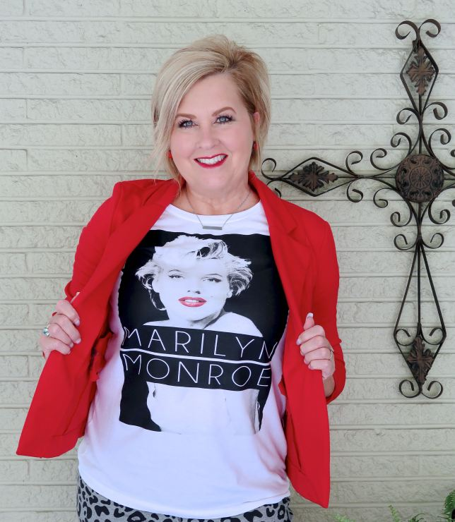 50 IS NOT OLD | MARILYN MONROE STYLE | FASHION OVER 40