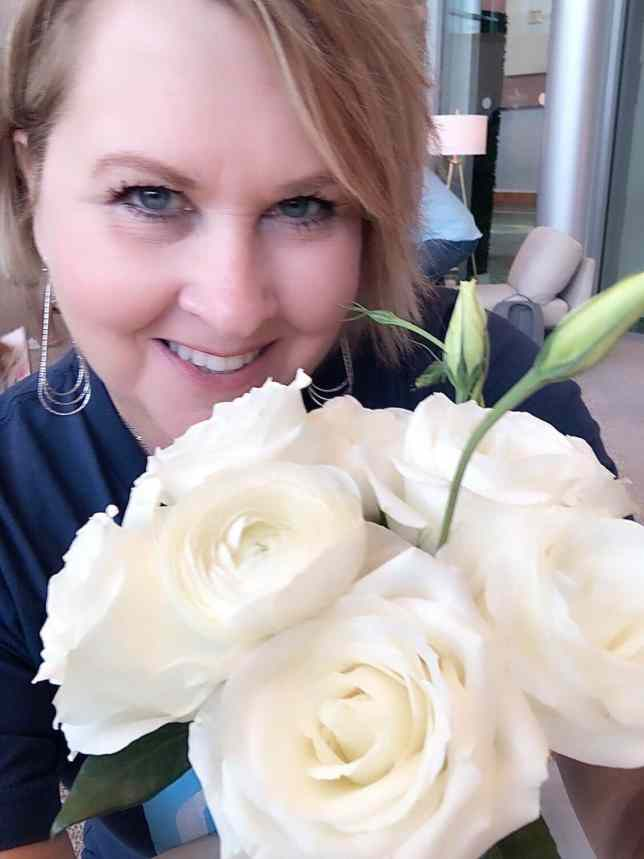 50 IS NOT OLD | REMEMBER TO SMELL THE ROSES | FASHION OVER 40