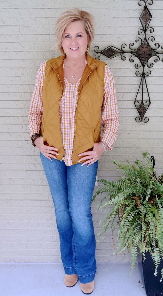 50 IS NOT OLD | A FALL STAPLE FOR YOUR WARDROBE | FASHION OVER 40