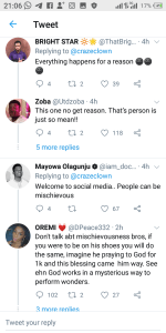 I Was Blocked After Mistakenly Sending 100k Instead of 10k to a Man Who Won My Giveaway - CrazeClown i was blocked after mistakenly sending 100k instead of 10k to a man who won my giveaway - crazeclown - Screenshot 20200420 210658 150x300 - I Was Blocked After Mistakenly Sending 100k Instead of 10k to a Man Who Won My Giveaway – CrazeClown i was blocked after mistakenly sending 100k instead of 10k to a man who won my giveaway - crazeclown - Screenshot 20200420 210658 - I Was Blocked After Mistakenly Sending 100k Instead of 10k to a Man Who Won My Giveaway – CrazeClown