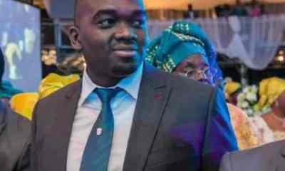 edo: obaseki appoints uzamere as new chief of staff - gov obaseki appoints 38 year old uzamere as chief of staff - EDO: Obaseki Appoints Uzamere As New Chief Of Staff