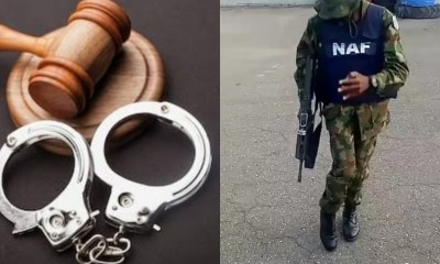 The NAF Personnel Dancing In Viral Video had been Arrested And Detained By The Military - PhotoGrid 1589800920615 - The NAF Personnel Dancing In Viral Video had been Arrested And Detained By The Military