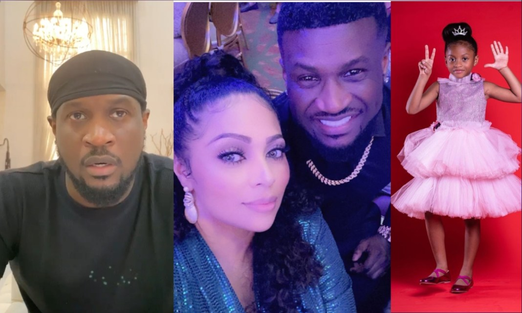 Peter Okoye reveals how his wife and brother tested positive to Covid-19