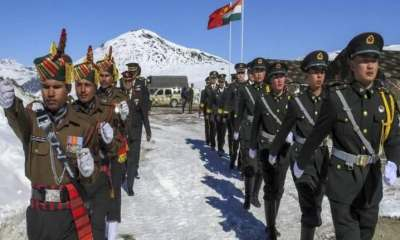 We don't Want Any More Clashes With India - China we don't want any more clashes with india - china - INDIA CHINA TROOPS 770x433 1 - We don't Want Any More Clashes With India – China