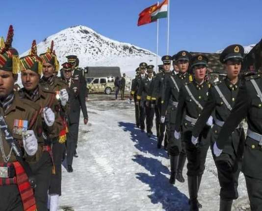 We don't Want Any More Clashes With India - China