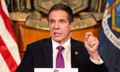 New York new york governor says not wearing face masks 'disrespectful' - New York - New York Governor Says Not Wearing Face Masks 'Disrespectful'