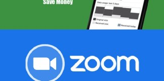 Save Data On Zoom