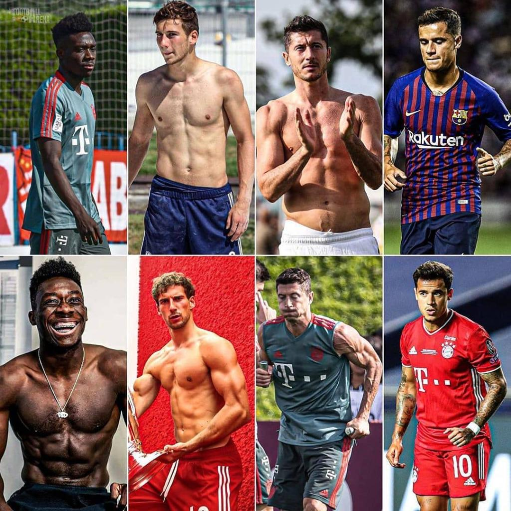 Bayern Munich muscular players football - IMG 20200828 172231 2 - Football: Bayern Munich gives epic reply to ESPN following complaints about their muscular players