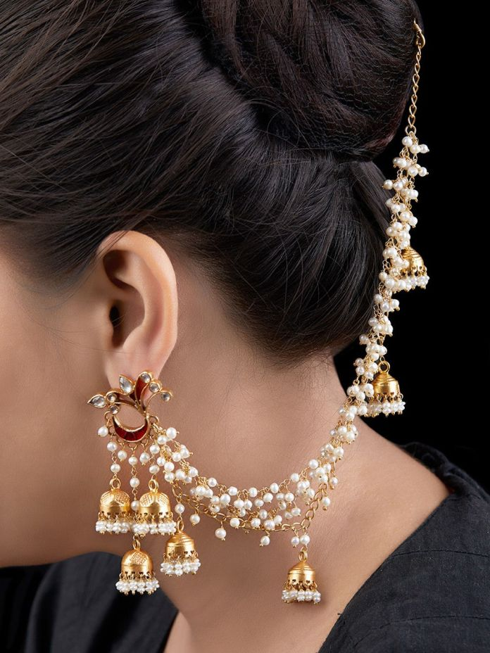 earrings - psj511 2  - Earrings; Cheapest fashion accessories to make a fashion statement