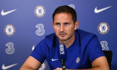 Frank Lampard frank lampard - 0 Frank Lampard press conference - Frank Lampard Declares Love For Ivanovic Ahead of Premier League Clash