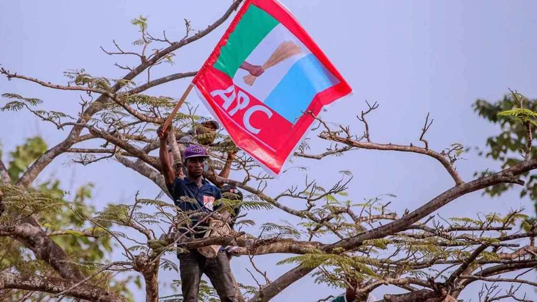 Why APC Suspended Buhari's Aide and Ten Other Persons from the Party - APC - Why APC Suspended Buhari's Aide and Ten Other Persons from the Party