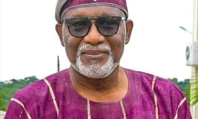 Another appointee quit akeredolu govt flash - IMG 20200918 134428 - Flash: Another high profile Appointee resigned from Rotimi Akeredolu's Govt as Guber poll draw nearer